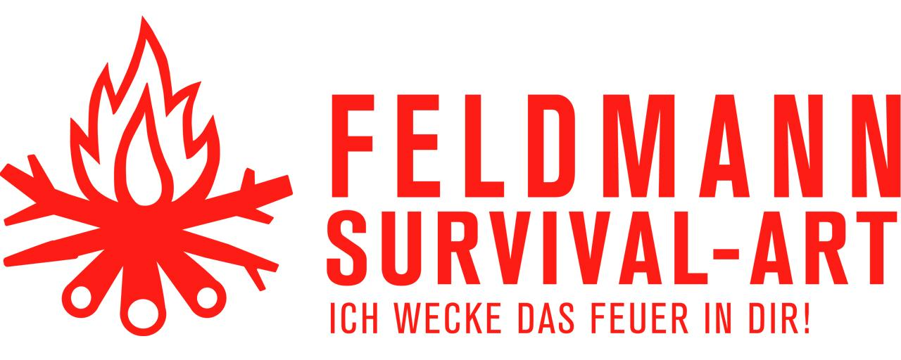 Logo Feldmann Survival Art