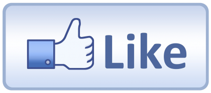 """Like-Button"" Facebook"