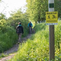 shared trails - mountainbiken im wienerwald